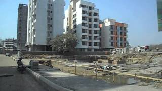 Project video of Satyam Majestic