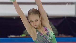 Короткая программа Женщины Москва Кубок России по фигурному катанию 2020 21