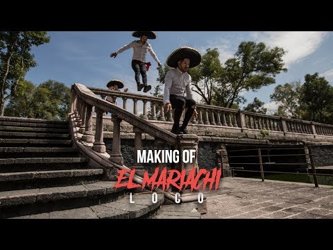 Making of - El Mariachi Loco #43