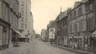Boulogne Billancourt...autrefois....