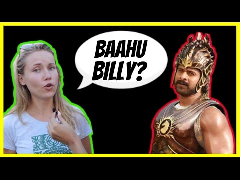Thumbnail: Why Katappa killed Baahubali ! Foreigners answer | Rickshawali