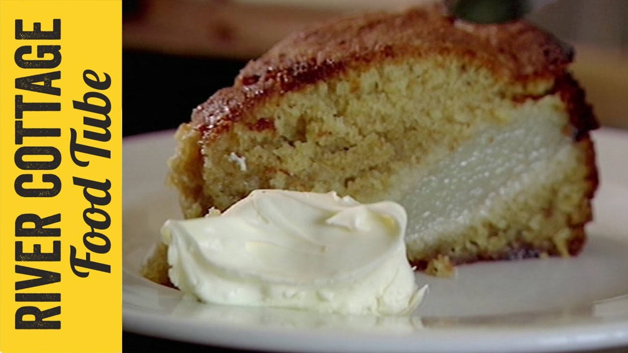 Pear Almond Cake Hugh