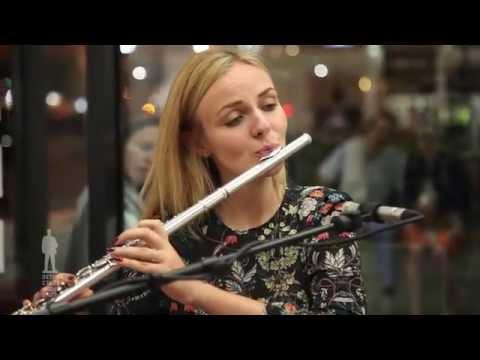 David Guetta feat. Sia - Titanium  (flute, cello, harp cover by Arfasound)