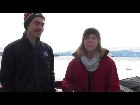 Video of Palmer Station_Microbial Ecology