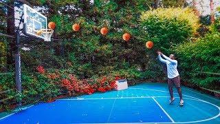 BOY VS GIRL BASKETBALL CHALLENGE