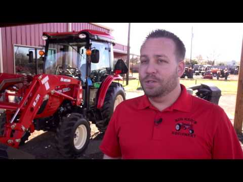 Introduction To Big Red's Equipment Sales