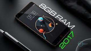 Best Smartphones with 8GB RAM 2017