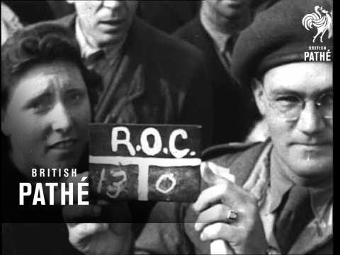 Liberation Of Amsterdam (1945)