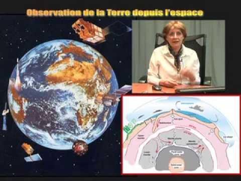 Les 10 ans de Femmes & Sciences (2010) - Anny CAZENAVE (1/2) - De la Terre solide aux océans