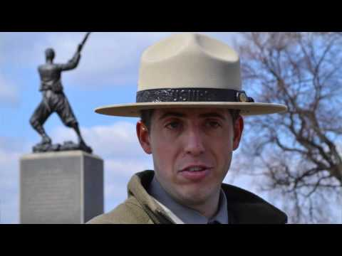 Celebrating a Centennial - The National Park Service in Gettysburg, Pa.