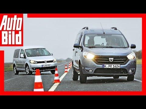 NEW Dacia Lodgy Stepway (1.5 Blue dCi 115 HP) 2021  POV Test Drive #679 Joe Black