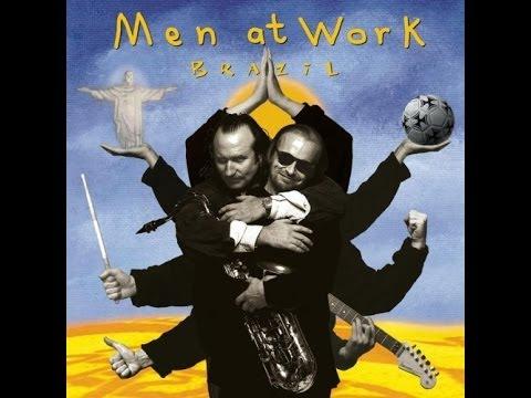 Men At Work - Underground [Live Brazil '96] HQ