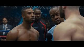 Adonis Creed vs Victor Drago Full First Fight CREED 2 Thumb