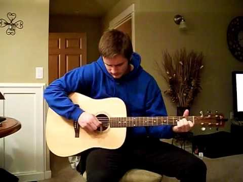 Eli Young Band - Guinevere (Acoustic Cover)