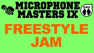 Freestyle Jam: Microphone Masters 9 /Edzio, Solar, Pejter, Flint