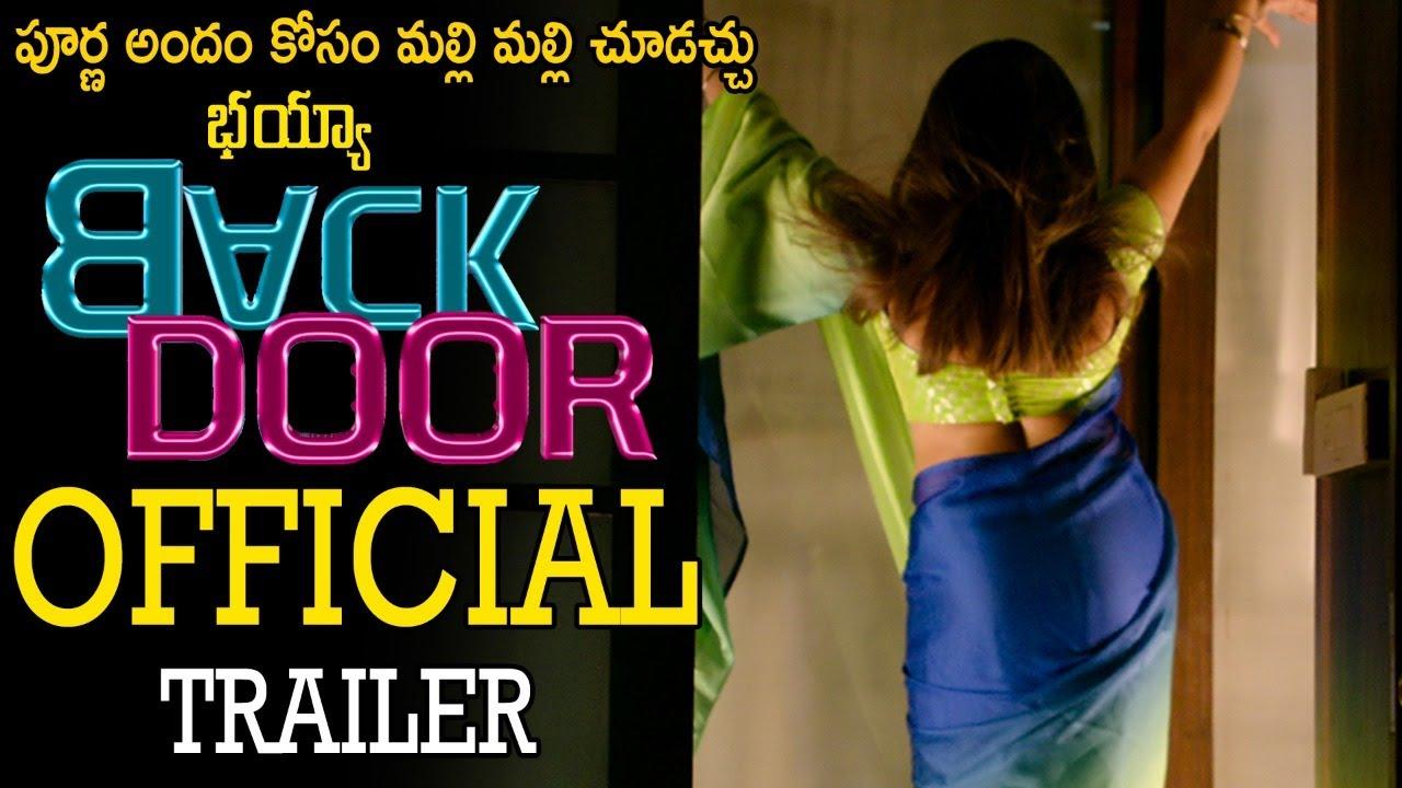Back Door Movie Official Trailer   Poorna   Karri Balaji   Latest Trailers 2021   Life Andhra Tv