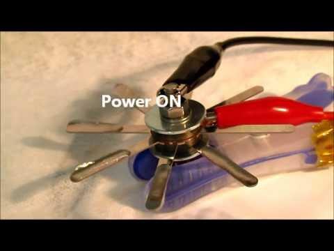 Piezoelectric Motor Generates Transverse Vibrations In A
