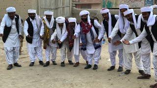 Special program jhumar  at yaroo khosa from Gulzar khan