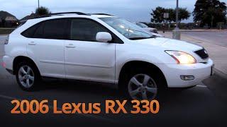 Driven | 2006 Lexus RX 330