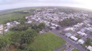 Daguey (Anasco PR) Air View