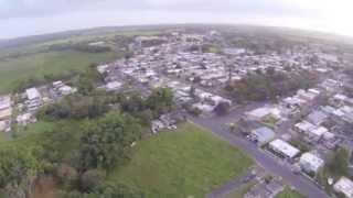Daguey (Anasco PR) Air View