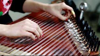 Maya Youssef - Kanun player performs Syrian Dreams