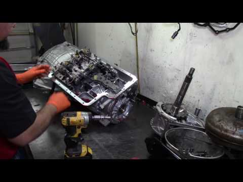 Фото к видео: 5R110W (TorqShift)Transmission Teardown Inspection