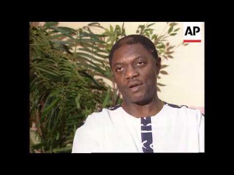 Ghana -  Liberian Refugees Arrive In Ghana