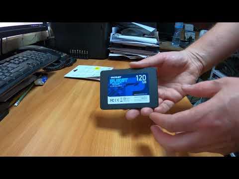 "Patriot Burst Elite 120GB 2.5"" SATAIII TLC (PBE120GS25SSDR)"