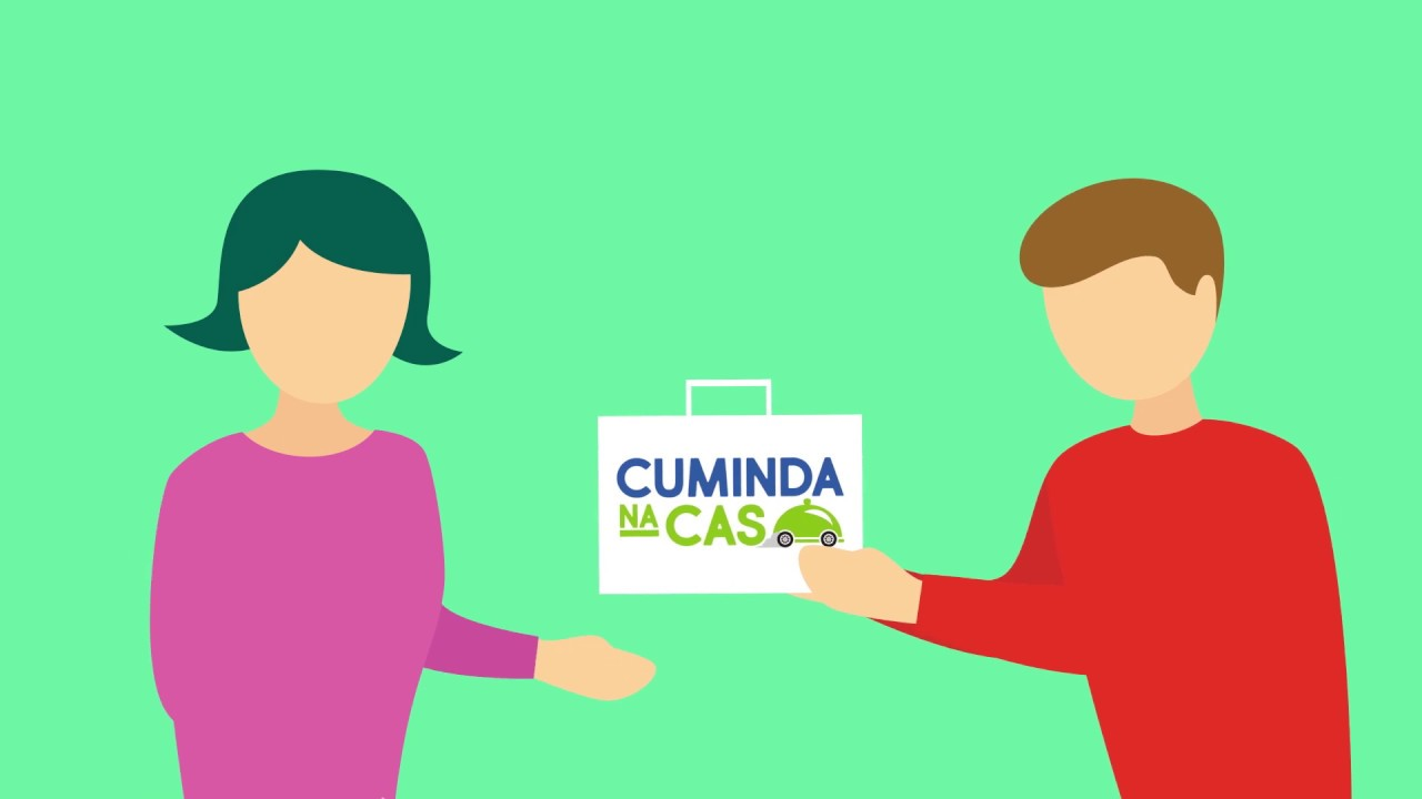 Cuminda Na Cas, your meal delivery service in Aruba!