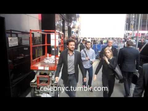Spotting Actor Jason Bateman signing autographs in New York
