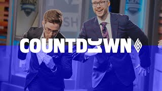 LCS Countdown - Week 1 Day 1 (Lock In 2021)