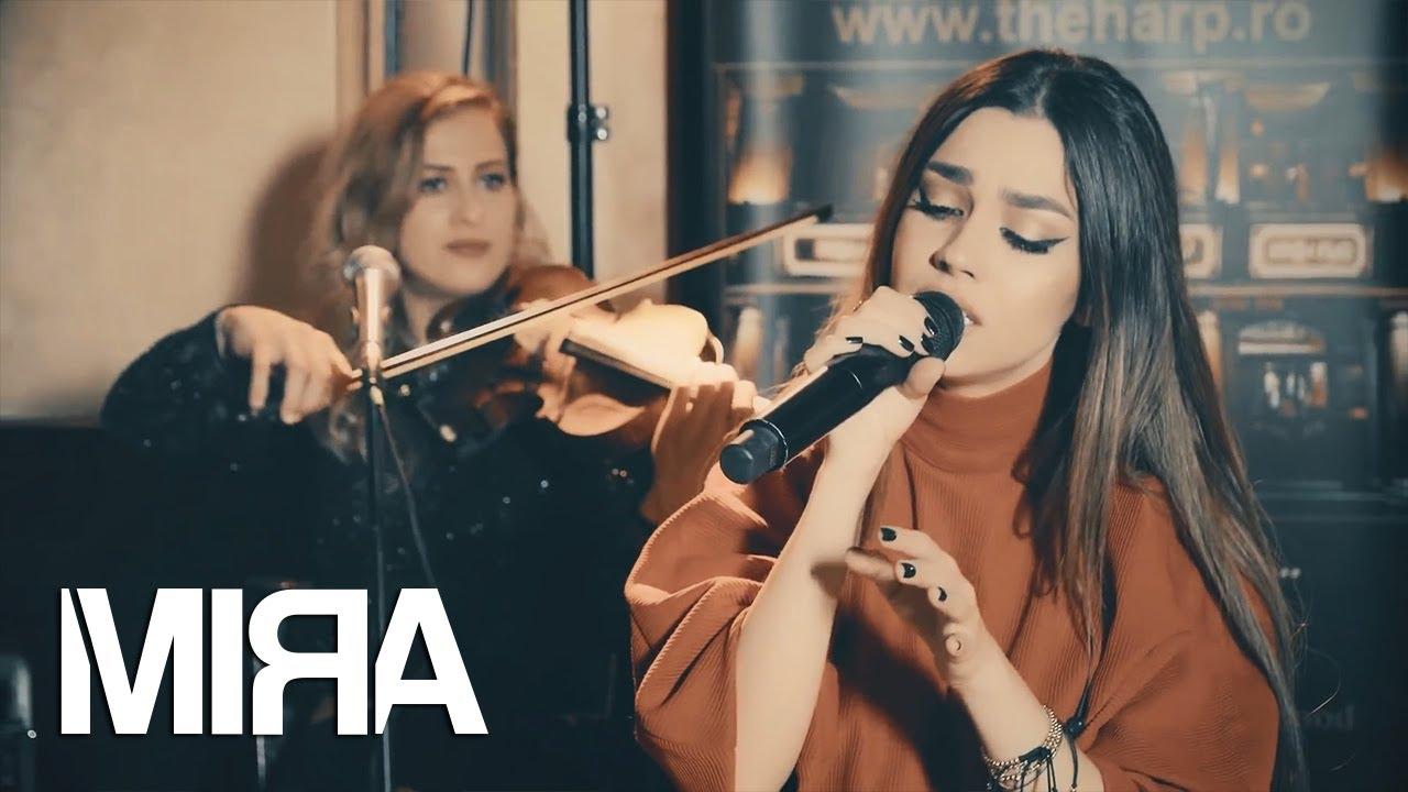 MIRA - Uit De Tine | Live Session