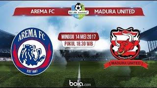 Prediksi Arema FC Vs Madura United : Perang Gonzales Dan Odemwingie
