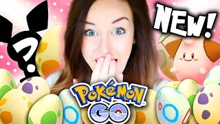 Pokemon GO! - EGG HATCHING ONLY SPECIAL EPISODE!! (NEW Baby Pokemon!)