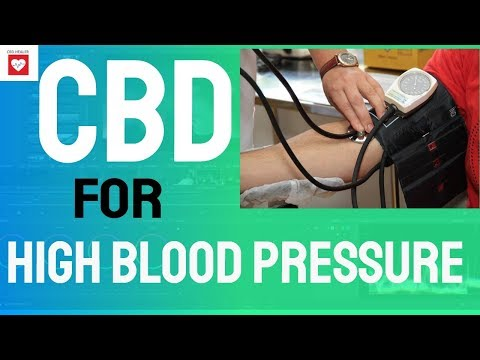 cbd-for-high-blood-pressure