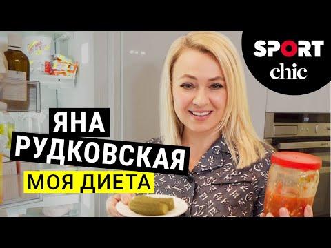 Яна Рудковская – Секреты питания и диеты/Тур по холодильнику