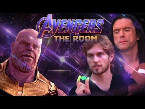 If The Room Was A Marvel Movie (ft. Greg Sestero, PistolShrimps, & Tommy Wiseau)