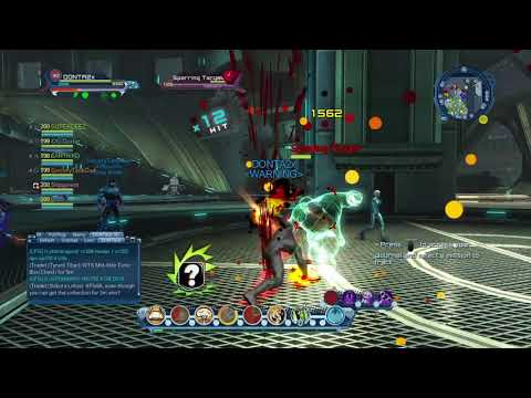 DCUO: Updated OP Atomic Dps Loadout (Pve)