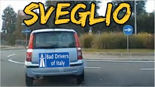 BAD DRIVERS OF ITALY dashcam compilation 11.24