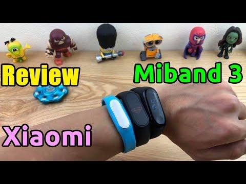 Mở hộp vòng đeo tay thông minh Xiaomi Mi Band 3 liệu có tốt?