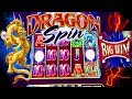 ★2 PEARL RARE WIN!★MUST WATCH★ BIG WIN! DRAGON SPIN SLOT MACHINE★CASINO GAMBLING★ LAS VEGAS SLOTS!