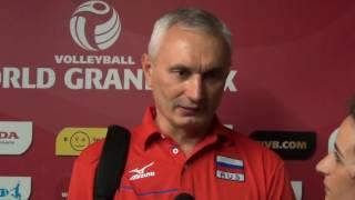 17-06-2016: Bari WGP - Olanda-Russia 0-3 - Yury Marichev, Russia
