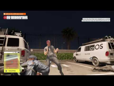 WATCH  DOGS 2 Walkthrough GAMEPLAY part 1 Cyberdriver (PS4)