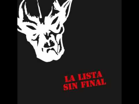 PK2 punk  LA LISTA SIN FINAL FULL CD MASTER