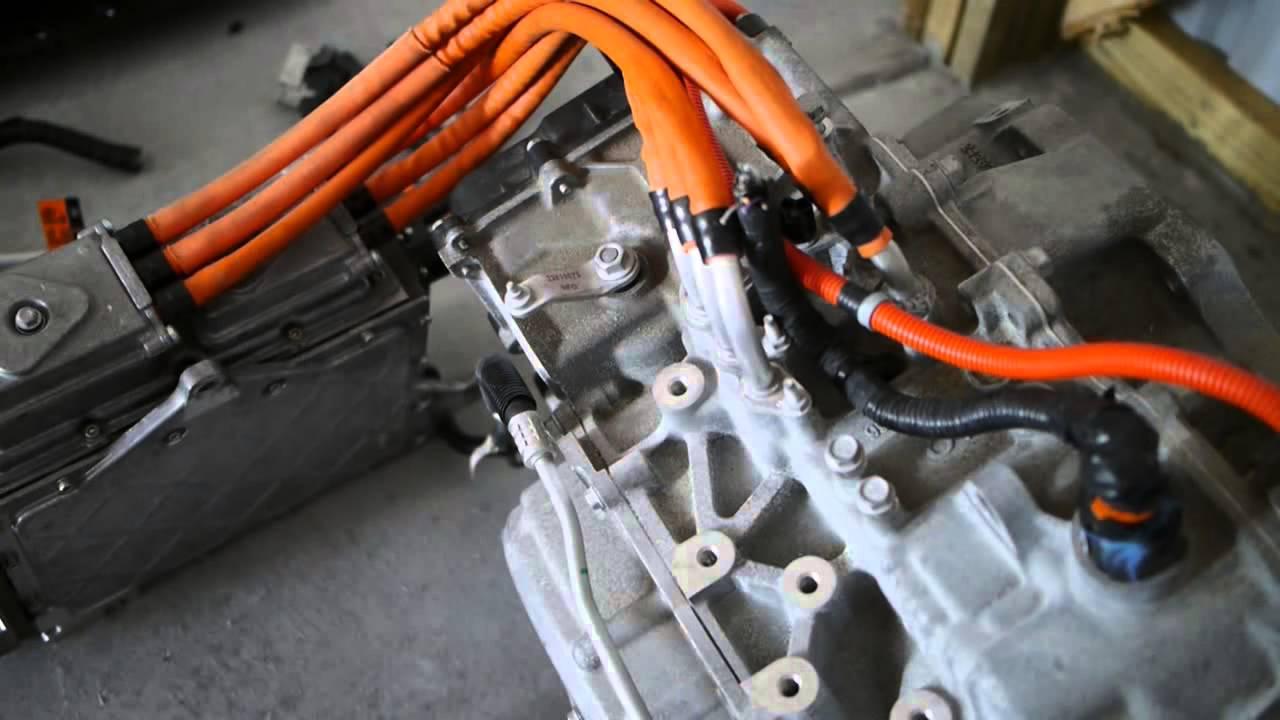 Chevrolet Bolt Ev >> 2013 Chevy Volt Motor, Gearbox, Inverter - YouTube