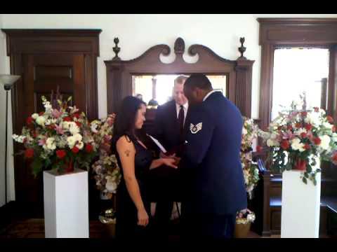 Wedding of Malisa and Travonce
