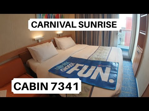 Carnival Triumph Room Map on