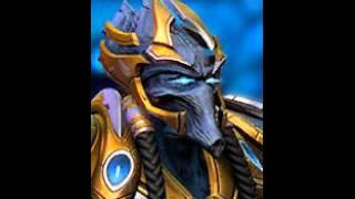 StarCraft 2 - Arbiter Quotes (KR)