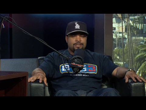 Rapper/Actor Ice Cube sits down to talk BIG3, Straight Outta Compon, NWA and more